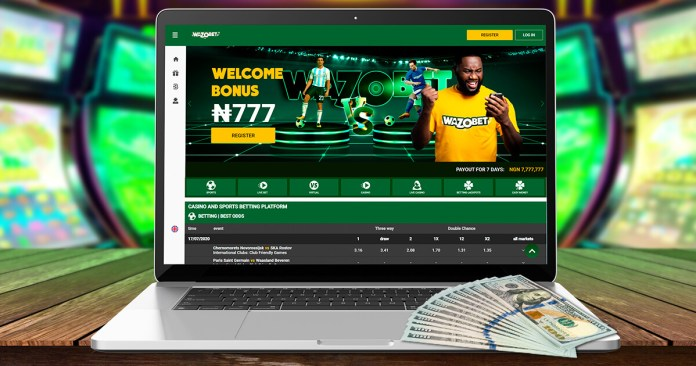 How to Register on Wazobet