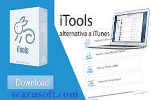 iTools 4 4 3 1 Crack Full License Key Torrent Free Download [Mac+Win]
