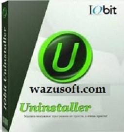 IObit Uninstaller Pro Crack 2022 wazusoft.com
