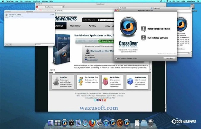 CrossOver Mac 18 1 Linux Crack plus Activation Code 2019