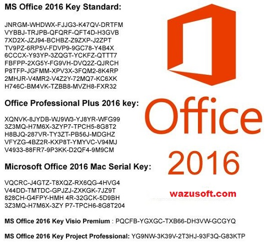 Microsoft Office 2016 cracked 2021