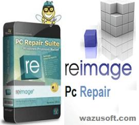Reimage PC Repair Crack  2022 wazusoft.com