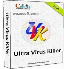 UVK Ultra Virus Killer Crack 2022 wazusoft.com