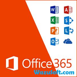 Microsoft Office 365 Crack 2022 wazusoft.com