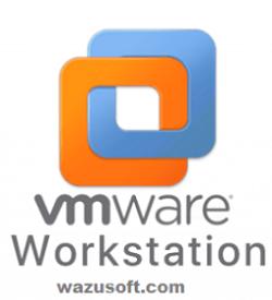 VMWare Workstation Pro Crack 2022 wazusoft.com