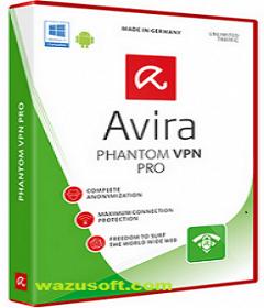 Avira Phantom VPN Pro Crack 2022 wazusoft.com