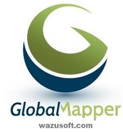 Global Mapper Crack 2022 wazusoft.com