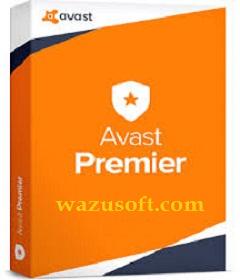 Avast Premier Crack 2022 wazusoft.com