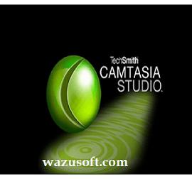 Camtasia Studio Crack 2022 wazusoft.com