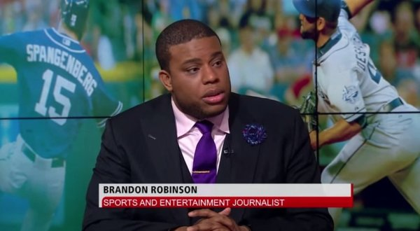 Brandon Robinson Discusses Deflate Gate & Tom Brady's Suspension