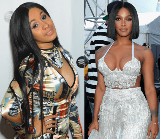 "#InCaseYouMissedIt | LISTEN: Joseline Hernandez Disses Cardi B In New Track ""Hate Me Now"" 