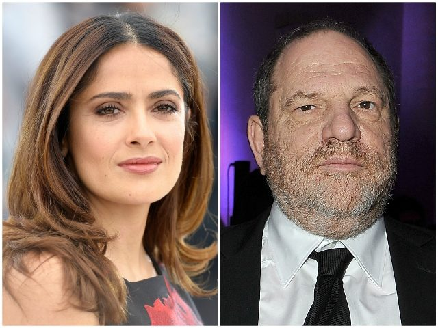 Salma Hayek Blasts Harvey Weinstein Out Of The Water! | Says He Is A True 'Monster' | @wazzuptonight
