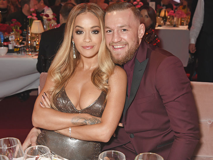 Rita Ora Gets Put On BLAST For Implying She's Dating Conor McGregor | @wazzuptonight