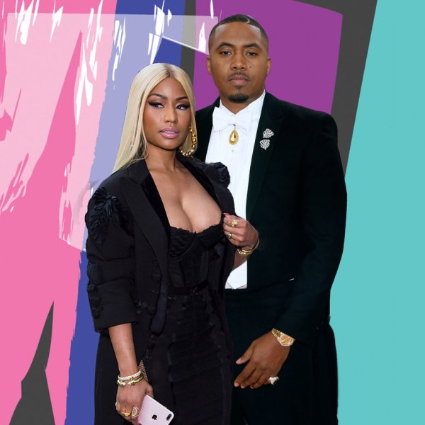Nicki Minaj, Nas, break up, wazzuptonight.com