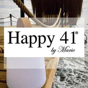 HAPPY 41 BY MARIE