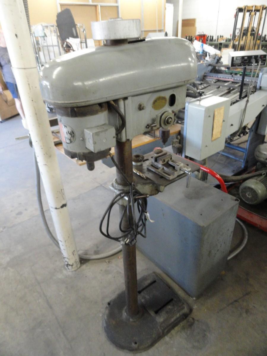 Rockwell Model 10 Drill Press