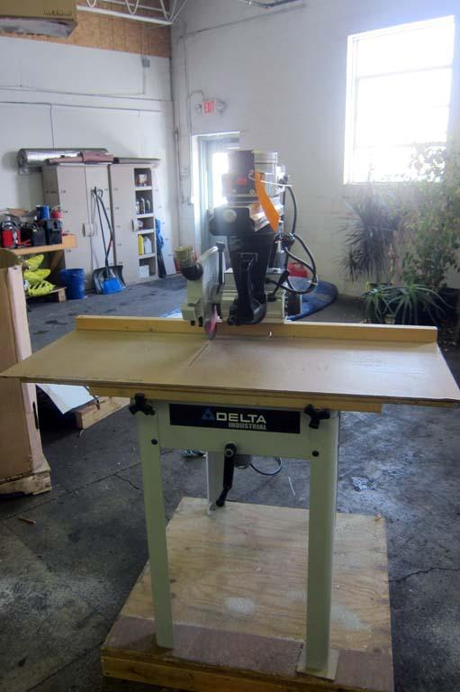 Delta Radial Arm Saw 33 890