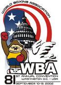 WBA 81st Annual Convention Washington 2002