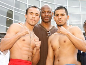 Weights from Houston
