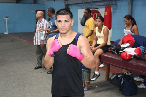 Concepcion against Francisco for WBA International title
