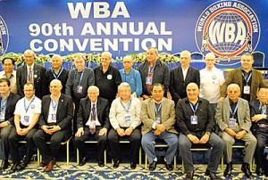 WBA Convention 2011