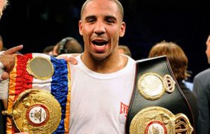 WBA congratulates the 168 lbs champion, Happy Birthday Andre Ward, WBA Super Champion