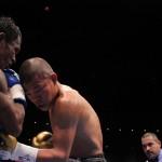 Kameda vs Manakane - WBA