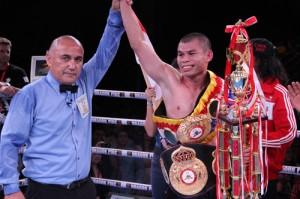 Chris John retains WBA belt for 16th time
