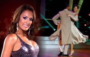"""""""La Niña"""" Suárez ya baila con las estrellas / Puede votar por ella"""