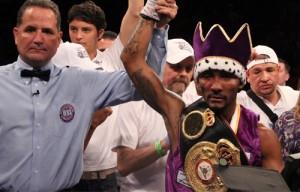 Anselmo Chemito Moreno WBA Super Champion
