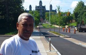 Hilario Zapata in New York