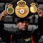 Today is Floyd Mayweather Birthday - Congratulations Champ
