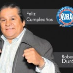 Happy birthday to Roberto Duran