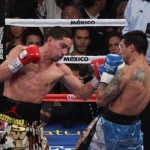 Danny Garcia retained his title against Mathysee