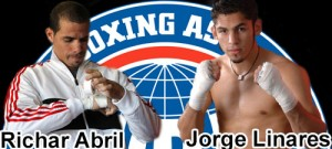 Richar Abril vs Jorge Linares