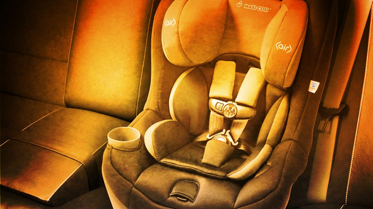 1-year Old Left In Car Seat Died