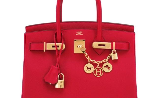 Hermes Birkin Bag 30cm Rouge Casaque Epsom Gold Hardware