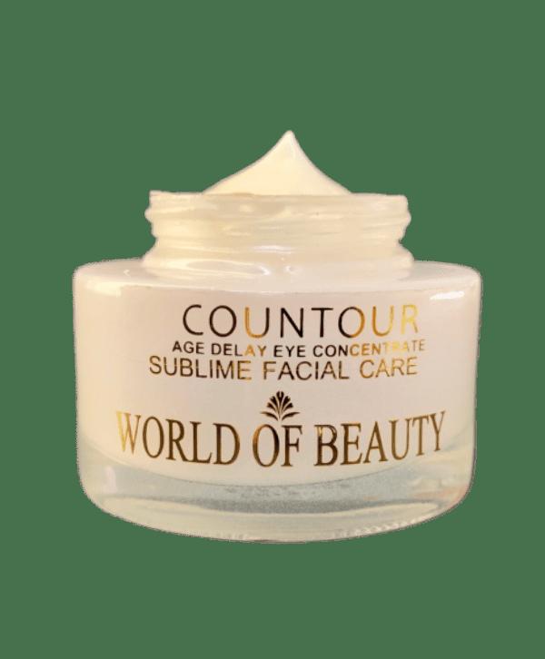contour sublime eye cream