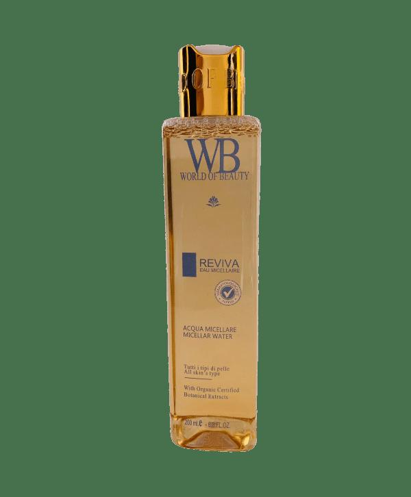 acqua micellare reviva bio