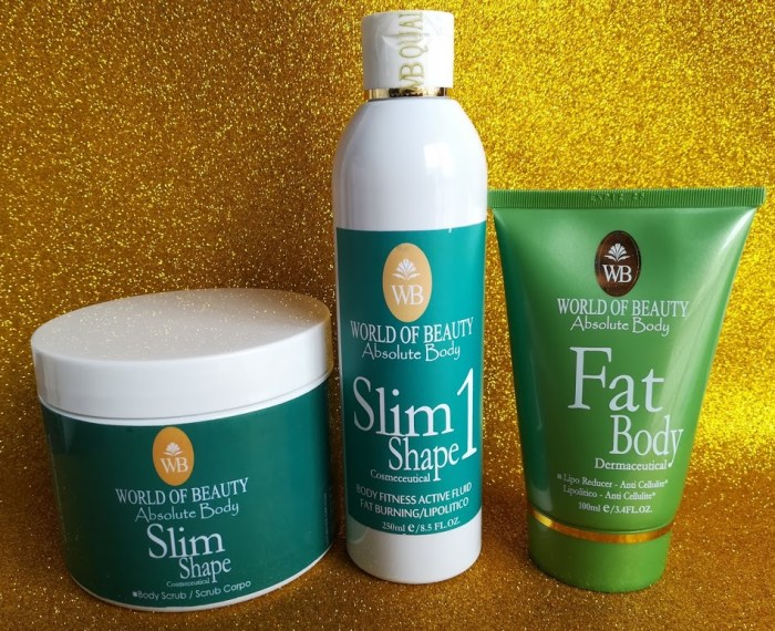 Stop! cellulite with World Of Beauty