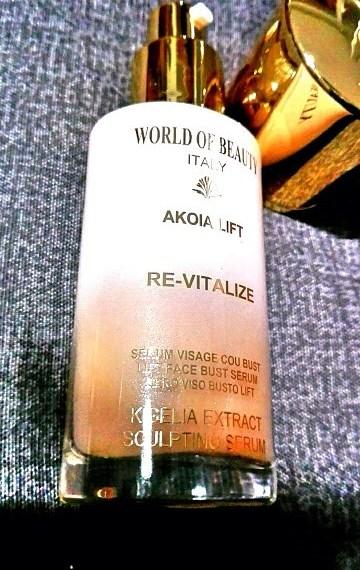 Akoia Revitalize Serum by World of Beauty