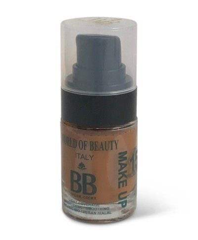 bb cream spf15 caramel