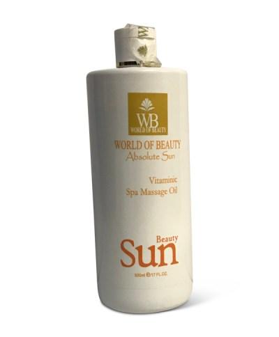 sun vitaminic oil