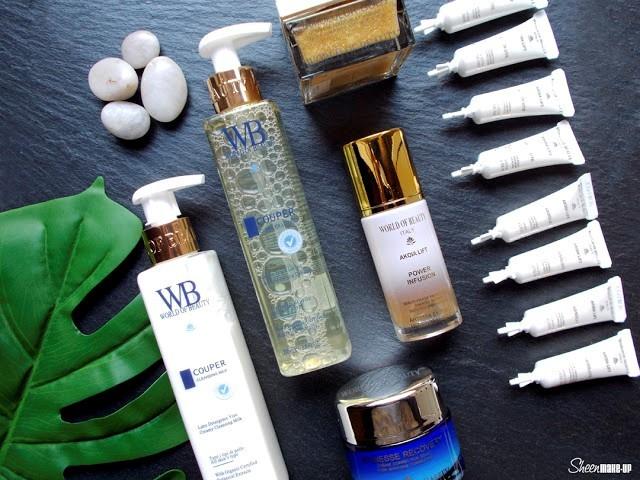 World of Beauty: my rebalancing beauty routine
