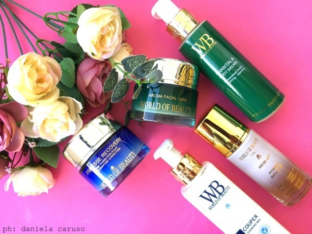 Balance and purify the skin with World of Beauty's DNA Derm products