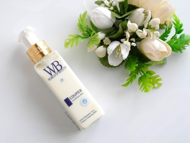 WORLD OF BEAUTY❋ Couper Cleansing Milk