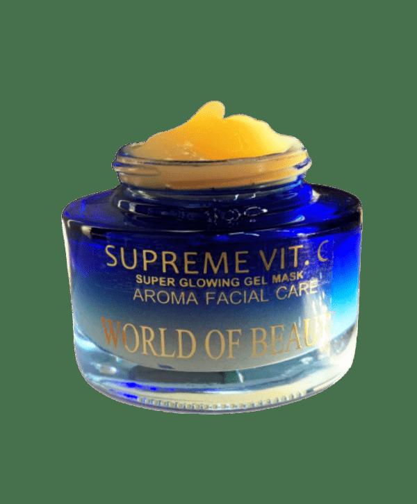 supreme gel vitamin c mask