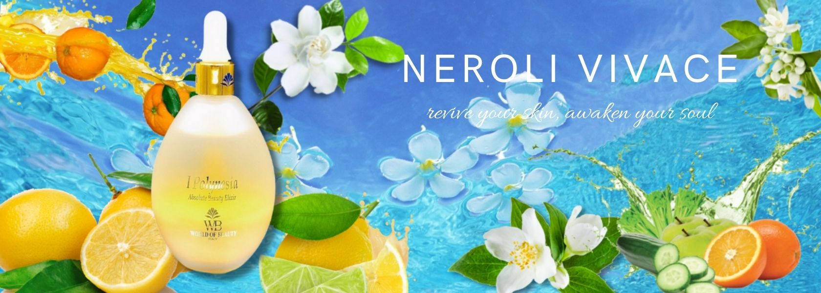 neroli vivace elixir