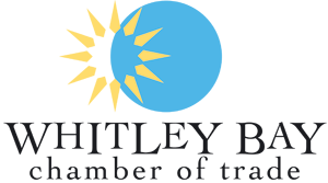 Whitley Bay Chamber of Trade logo