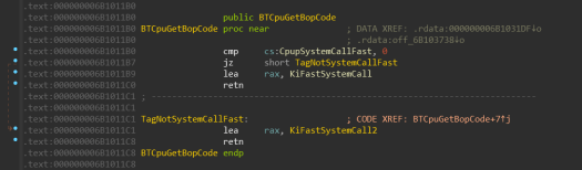 BTCpuGetBopCode - wow64cpu.dll (x64)
